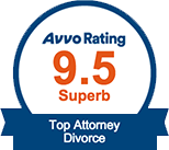 Avvo Rating 9.5 Superb